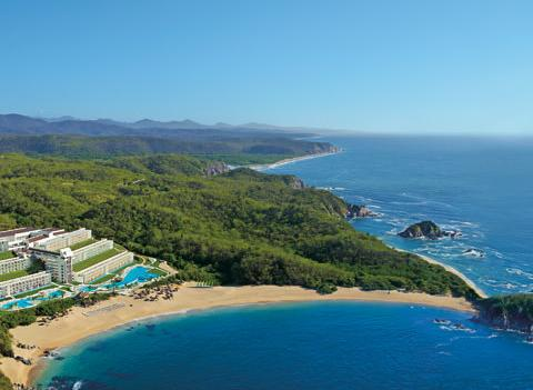 Secrets Huatulco Resort Spa Beach 6