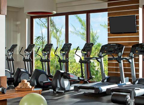 Secrets Playa Mujeres Health Club