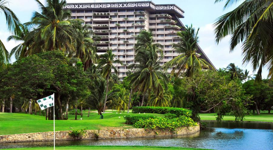 Fairmont Acapulco Princess Mexico Vacation Travel