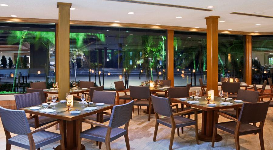 The Fairmont Acapulco Princess Restaurant