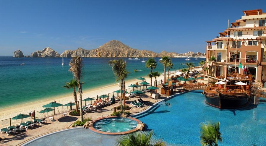 Villa Del Arco Beach Resort Grand Spa Pool